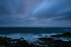 Hanois Lighthouse long exposure (Ian Toms) Tags: skyporn leefilters guernsey landscape pleinmont greatthings guernseylife seaporn sea longexposure cloudporn bigstopper locateguernsey channelislands photooftheday photography visitguernsey sky seascape sealife clouds hanoislighthouse guernseystyle