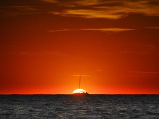 Atardecer en Mallorca #sunset #Mallorca