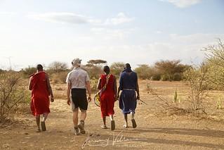 African Bush Walk