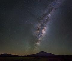 Mt Taranaki Milky Way (jtorres89) Tags: rahotu taranaki newzealand nz