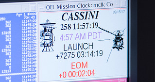 Cassini End of Mission (NHQ201709150005)