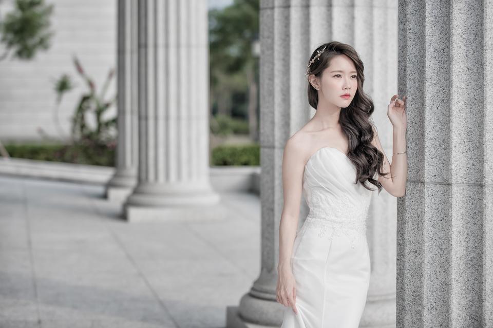 台南自助婚紗 奇美博物館 婚紗作品 Abby 020
