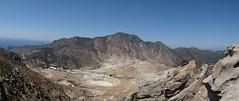 The heart of Nisyros. (giovdim) Tags: nikia nisyros volcano crater giovis giovdim greece landscape view
