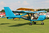 G-CCCE (GH@BHD) Tags: gccce aeroprakt a22 foxbat laa laarally laarally2017 sywellairfield sywell microlight aircraft aviation