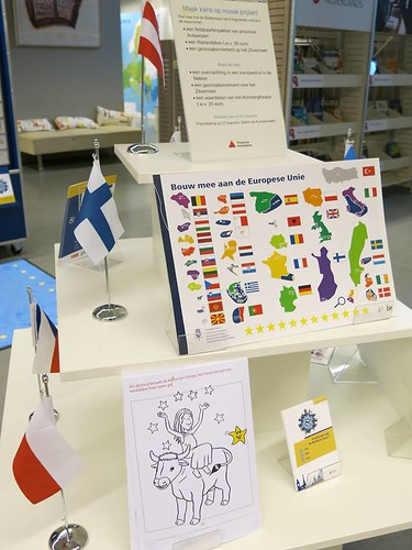 Europe at the libary in Geel 04