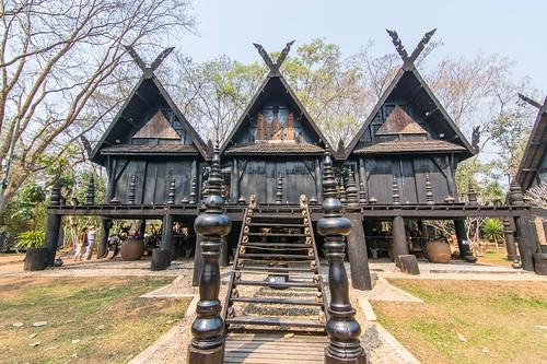 maison noir chiang rai - thailande 9