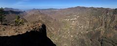 Gran Canaria_167 (Thomas Jundt + CV) Tags: altavista artenara cruzdetejeda grancanaria kanarischeinseln montañadesándara panorama roquebantayga spain spanien tejeda