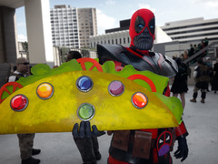 Thanos-Pool and the Infinity Taco (greyloch) Tags: dragoncon deadpool mashup humor thanos marvel comicbookcostume comicbookcharacter funny sony dsctx30 niksoftware
