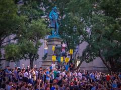 2017.08.13 Charlottesville Candlelight Vigil, Washington, DC USA 8134