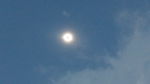 Eclipse 2017 Path of Totality, N.C.