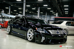 "WEKFEST 2017 NJ Ravspec WORK Zeast St 1 - Lexus LS Aimgain Widebody Kit • <a style=""font-size:0.8em;"" href=""http://www.flickr.com/photos/64399356@N08/36582831381/"" target=""_blank"">View on Flickr</a>"