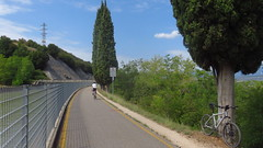 Peschiera, Costermano, Rivoli, Bussolengo, Peschiera (twinni) Tags: urlaub bike mw1504 22082017 italien italy biketour veneto costermano bergziege winterradl 20 winterbike