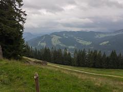Mit dem Mountainbike im Oberallgäu unterwegs