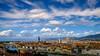 Firenze dal piazzale michelangelo (andrea.demeo) Tags: sky panorama firenze florence michelangelo piazzale fuji fujifilm xt2