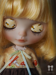 1/6 Scale Doll Outfit : Wonder Mushroom