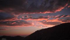 (nicolamariamietta) Tags: sky sunset sun down summer colors hills dusk dawn golden hour sony a7 28 mm orange burning colorfull red clouds bonassola liguria landscape skyscape