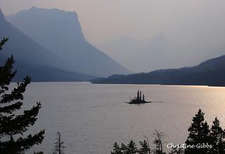 St.Mary Lake, Glacier National Park