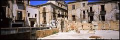 Palermo, Sicily. (tonywright617) Tags: palermo sicily italy fujica g617 panoramic fujichrome 120 mediumformat film analogue