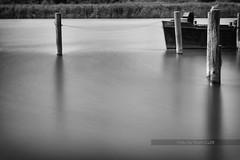 (Px4u by Team Cu29) Tags: steg wasser boot schiff möwe langzeitbelichtung schilf ammersee stegen