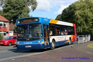 Stagecoach 22412 NK06LUZ