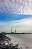 @chenni (Raja. S) Tags: chennai rajasubramaniyanphotography rajasubramaniyan clouds longexposure beach pollution