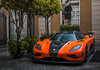 Wet and sexy. (David Clemente Photography) Tags: koenigsegg koenigseggagera agera agerar agerars koenigseggagerar koenigseggageraxs ageraxs lamborghiniks v8 supercars hypercars photography automotivephotography