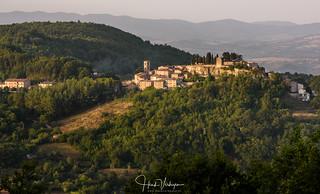 Seproniano @ sunrise - Toscany, Italy  [Explored 25-8-2017]