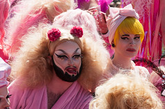2017_Aug_Pride-1043 (jonhaywooduk) Tags: lady galore this is how we drag amsterdam pride 2017 canal boat transvestie