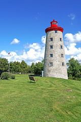DSC08776 - Battle of the Windmill (archer10 (Dennis) 105M Views) Tags: ontario sony a6300 ilce6300 18200mm 1650mm mirrorless free freepicture archer10 dennis jarvis dennisgjarvis dennisjarvis iamcanadian novascotia canada battleofthewindmill stone tower lighthouse prescott