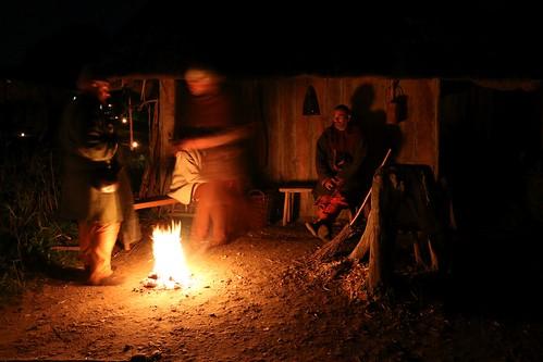 50 Nacht der Feuer in Haithabu WHH 02-09-2017
