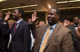 Mayor's Office of Talent and Appointments (MOTA) Swearing-in