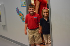 """First Day of School • <a style=""""font-size:0.8em;"""" href=""""http://www.flickr.com/photos/137360560@N02/36915207032/"""" target=""""_blank"""">View on Flickr</a>"""