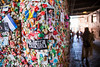 Gum Wall (Wizum) Tags: 2017 seattle gum bubblegum wall gumwall travel seattlefishmarket pikestreetfishmarket alley postalley cityphotography urban urbanspaces