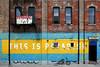Canada: Toronto paradise (Henk Binnendijk) Tags: canada toronto ontario sign wall cameronhouse queenstreetwest art mural paradise bar tomdean ferraro