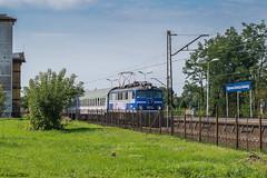 EU07-443 (Adam Okuń) Tags: eu07 poland lokomotives trains tlk pkp