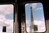 La jolie tour (Louis Richard photographie) Tags: nikon f2 pentax smc 50mm 12 kodak 200 lab interphoto madrid sp3000 a tower subway effeil