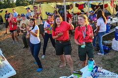 Dancing to the World Scouting Beat (Daniel M. Reck) Tags: 2017nationalscoutjamboree 2017jambo bsa basecampfoxtrot boyscoutsofamerica dmrfeature dmrphoto date0725 glenjean mounthope nsj nationalscoutjamboree sbr scouting smiling summitbechtelreserve wosm westvirginia worldscouting year2017 dance dancing fun smile unitedstates