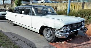 1961 Cadillac Fleetwood 75