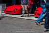 Red-Ferrari-F40-sports-car-in-sydney-by-la-lente-photography-side-by-side (Paul D'Ambra - Australia) Tags: car red ferrari sportscar redsportscar redferrari vehicle motorvehicle redf40