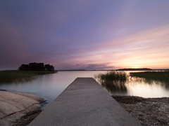 Pastel jetty - Explored on September 16th, 2017 (Jarno Nurminen) Tags: reversegrad nd64 filter nisi olympus longexposure sea sky pastel pier concrete jetty