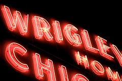 Wrigley at Night (dangaken) Tags: chicago chicagoil il illinois windycity cityofbroadshoulders summerinchicago summerinthecity september2017 chitown chi usa midwest lakeview centrallakeview cubs chicagocubs cubsvcardinals stlouiscardinals wrigley wrigleyfield baseball mlb nlcentral pennantrace majorleaguebaseball sport stadium ballpark rivals rivalry chicubs nationalleague sweep wrigleyfieldbleachers bleachercreatures bleachers bleacherseats centerfieldbleachers fans