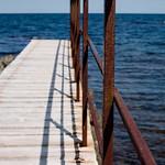 Bridge in Black sea thumbnail