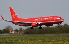 OY-SEJ - Copenhagen Kastrup (CPH) 04.05.2008 (Jakob_DK) Tags: 2008 cph ekch storemagleby stmagleby boeing boeing737 737 b737 737800 snb sterling sterlingairways