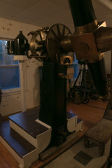 Another look at the scope (Tomek Mrugalski) Tags: atmob morrison observatory fayette missouri telescope refractor