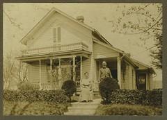 1910 or so - James Bates w Grace