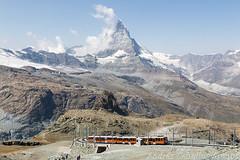 Gornergrat Bahn (_altaria01669_) Tags: swiss switzerland suiza schweiz sverizza ch matterhorn cervino gornergrat bahn zug tren train landscape paisaje