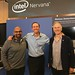 Intel Nervana Booth with O'Reilly at AI Conference 2017