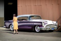 1954 Buick Special (avilon_music) Tags: 1954buickspecial 54buick kustoms customcars cars custompaint markpeacockphotography 2017venturanationals lowered kustom buick carsofthe50s ventura california 7d