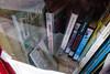 Book Box in Ladora 9-10-17 04 (anothertom) Tags: iowa ladora freelittlelibrary redbox bookbox localpark onawalk books ingrahampark 2017 sonyrx100ii