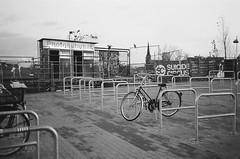 Berlin (tanya.yule) Tags: berlin minox35el photobooth hawk photoautomat blackandwhitephotography bw film agfa